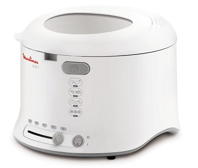 Modes d 39 emploi friteuse uno l blanc af165111 moulinex - Friteuse moulinex uno m blanc ...
