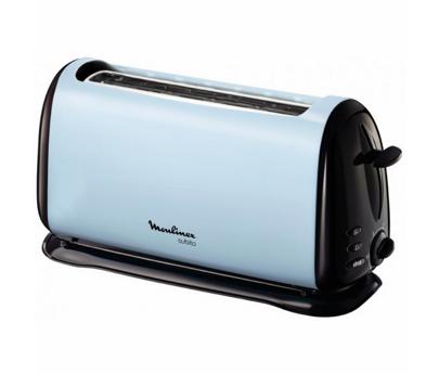 moulinex grille pain subito noir bleu poudre tl176401. Black Bedroom Furniture Sets. Home Design Ideas