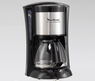 moulinex cafetiere subito noir inox fg110510. Black Bedroom Furniture Sets. Home Design Ideas