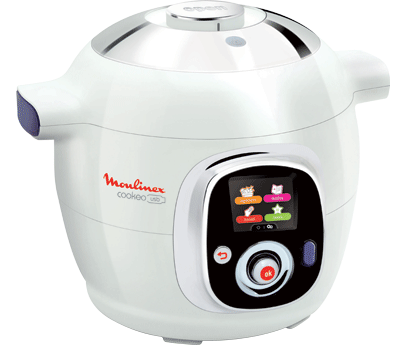 Multicuiseur intelligent cookeo usb moulinex for Robot cuisine cookeo