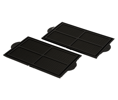 moulinex jeu de 2 plaque gaufrette ts 01032220. Black Bedroom Furniture Sets. Home Design Ideas
