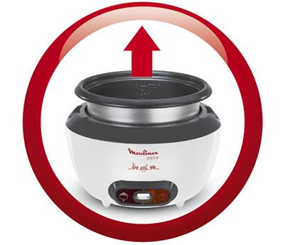 Cuiseur riz inicio 2 moulinex - Recette cuiseur vapeur moulinex ...