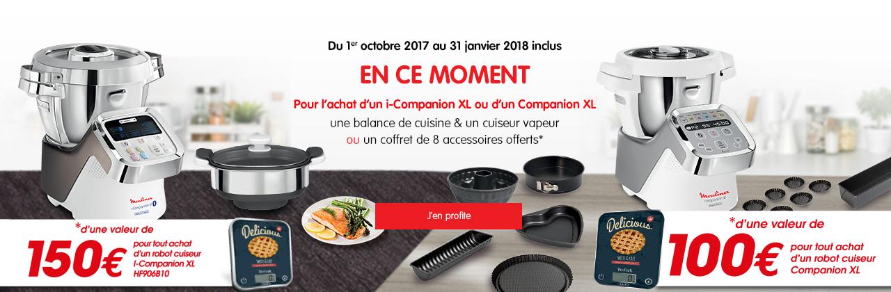 Robot cuiseur multifonction companion moulinex - Www moulinex fr companion ...