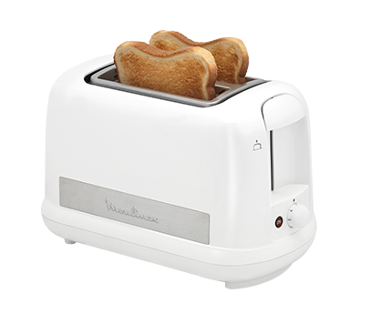 moulinex toaster principio plus blanc lt162111. Black Bedroom Furniture Sets. Home Design Ideas