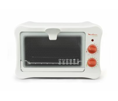 modes d 39 emploi mini four blanc rouge ov125001 moulinex. Black Bedroom Furniture Sets. Home Design Ideas