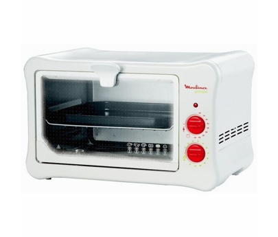 Moulinex mini four blanc rouge ov185001 - Mini four moulinex 39l ...
