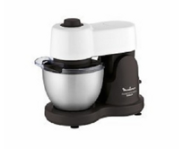 Kitchen machine masterchef compact gris/blanc