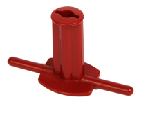 Couteau shaker rouge SS-193441