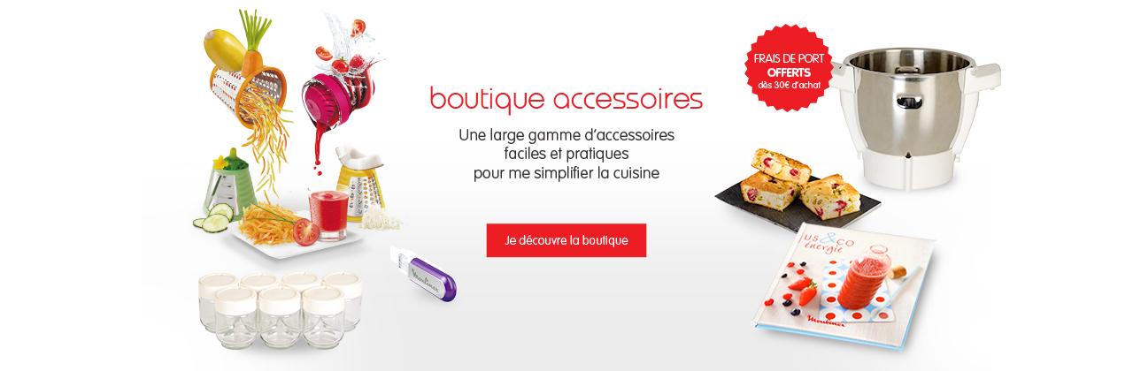 Moulinex : Vente en ligne de pièces et accessoires www.moulinex.fr