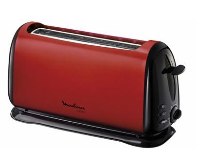 modes d 39 emploi grille pain subito rouge mat tl176h00 moulinex. Black Bedroom Furniture Sets. Home Design Ideas