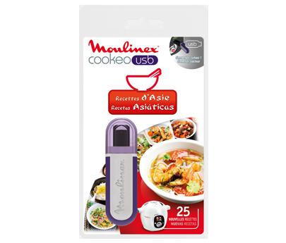 Moulinex cl usb recettes asie xa600311 - Recette tuiles aux amandes masterchef ...